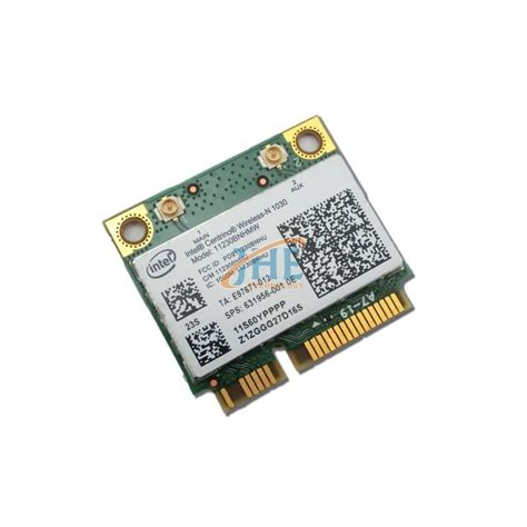 Wifi Card hp compaq 631956 001 intel 1030 wireless n 300mbp wifi bluetooth mini pci e card ebay