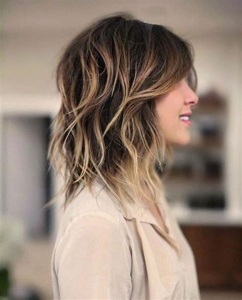 hair cuts that can still fit in a bun 60 pics shaggy bob hairstyle trends for short hair 2017