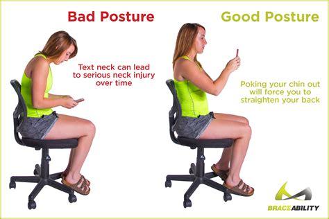 Bad Posture Fix Your Poor Posture