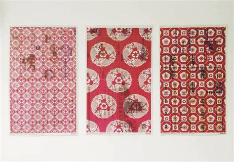 new year themed paper machine turns newspapers into beautiful wrapping paper