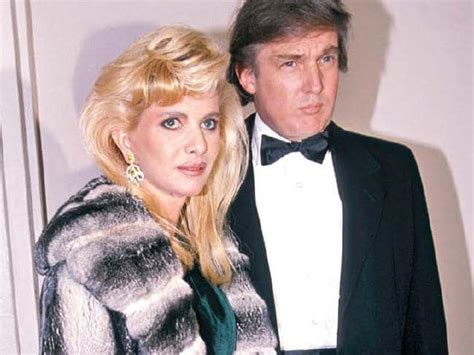 donald trump zyciorys why donald trump owes his fame to first wife ivana