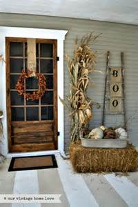 Rug Wall Hangers 15 Halloween Porch Decorating Ideas That Are Spooky Amp Cute