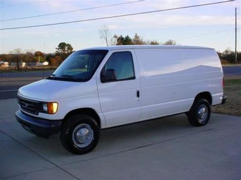automobile air conditioning service 2006 ford e series transmission control purchase used 2006 ford e250 cargo van off lease in madisonville tennessee united states