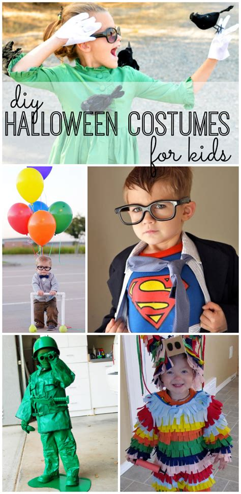 diy costumes diy halloween costumes for kids my life and kids