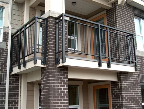Different Home Styles eliros aluminum picket railing