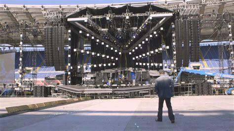 palco vasco 2014 vasco stadio olimpico giugno 2014 live kom 014