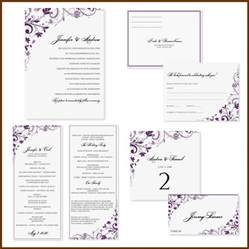 free wedding template free printable wedding invitation templates for word