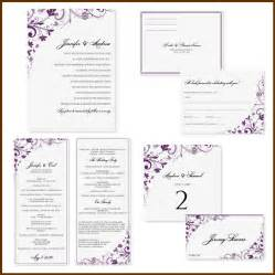 Free Printable Wedding Invitation Templates For Word Free Printable Wedding Invitation Templates For Word
