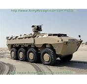 PARS 8x8 Combat Armored Vehicle FNSS Technical Data Sheet