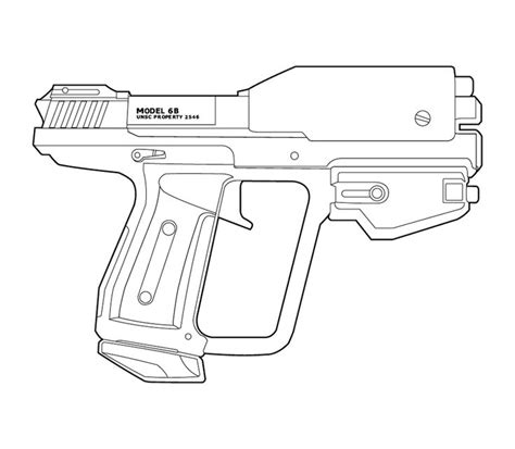 halo guns coloring pages halo weapon concept art google search weapon design