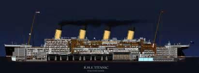 Titanic Section the titanic story world ship wrecks