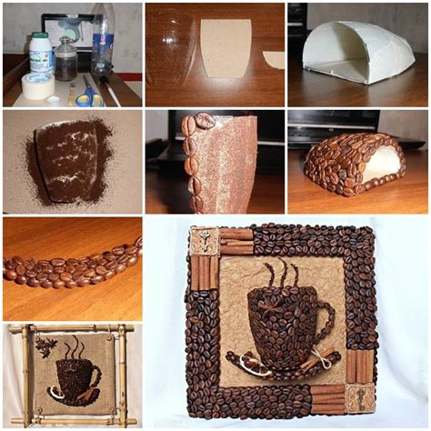 coffee home decor diy 3d coffee cup wall decor good home diy