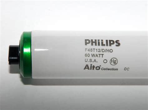 Lu Neon Philips 20 Watt philips 60w 48in t12 high output daylight white