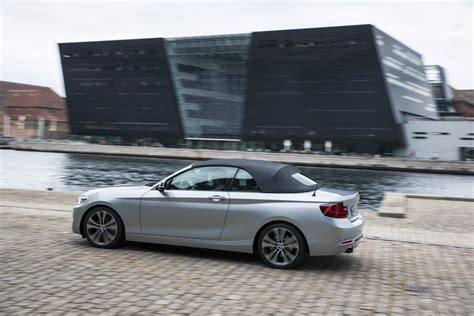 Kofferraum Maße Bmw 1er 2015 by 2015 Bmw 2 Series Convertible Is Everything You Expected