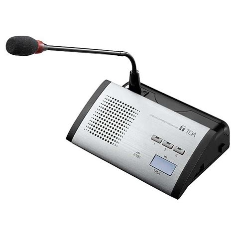 Li Speaker Toa toa ts 902 wireless conference system delegate unit commercial audio solutions