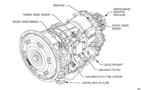 allison transmission model 2000 2400 wiring diagram