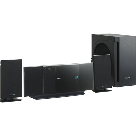 panasonic sc btx70 2 1 channel home theater sc