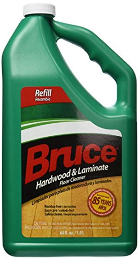 bruce laminate and hardwood floor cleaner 64oz
