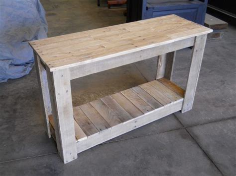 pallet sofa table ideas hallway pallet table pallets desks and pallet projects