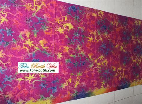 batik panca warna batik madura pancawarna kbm 3108 kain batik murah