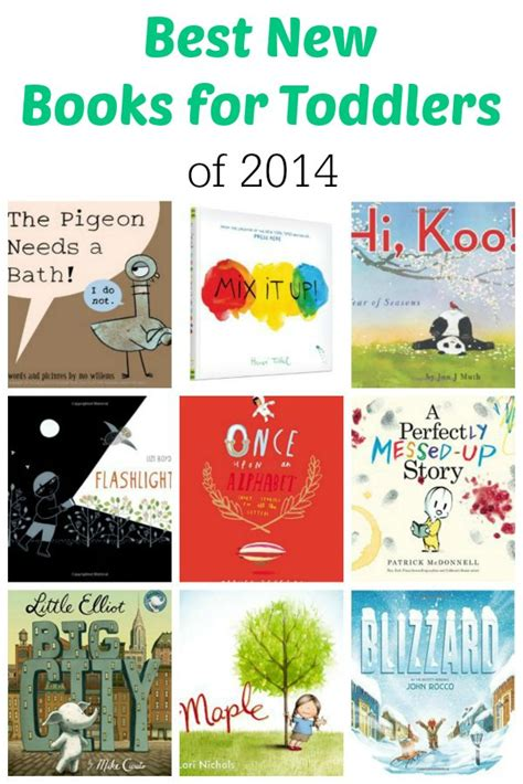 Best Mba Books 2014 best new books for toddlers of 2014 the evolution