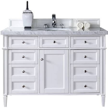 white bathroom vanity 48 inch google search home ideas