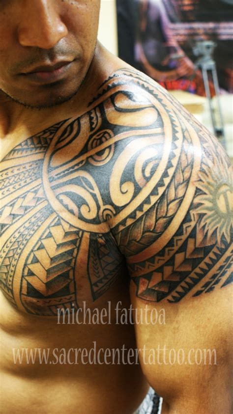 traditional samoan tattoo tattoos