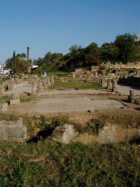 Hippo Nave augustine in africa of hippo annaba