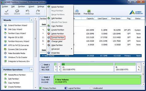 format fat32 partition best usb formatter to format 64gb flash drive to fat32 in