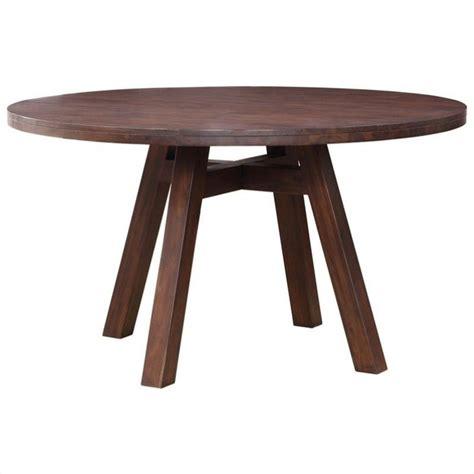 modus furniture portland dining table in walnut 7z4861