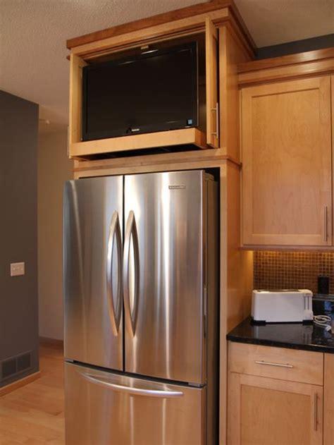 Above Refrigerator   Houzz