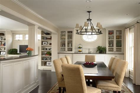 Dining Room Remodel by Greek Revival Remodel Dining Room Traditional Dining