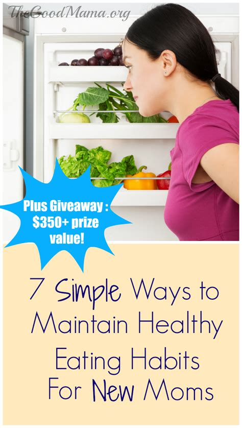 7 Easy Ways To Cook Healthier Meals by 7 Simple Ways To Maintain Healthy Habits For New