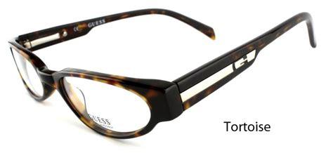 buy guess 1258 designer brand eyeglasses brown