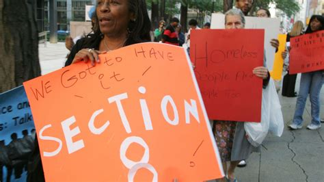 do landlords have to accept section 8 victory for section 8 tenants tenants together
