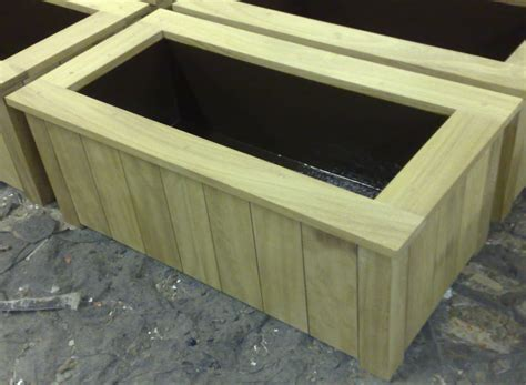 Plans For Building Wooden Planter Boxes by Diy Wooden Planters Free Pdf Woodworking Diy