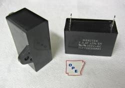 shizuki capacitor japan coleman powermate generator parts