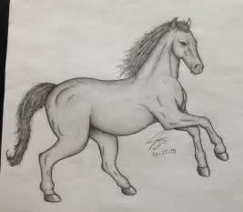 Drawings Of Horses » Home Design 2017