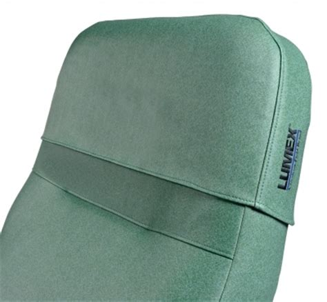 lumex clinical care recliner headrest cover hrc587 by