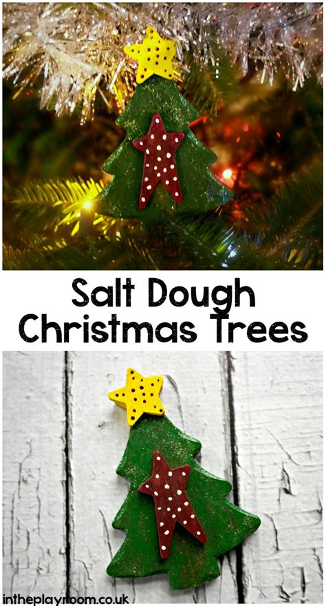 fwd new post salt dough christmas tree decoration