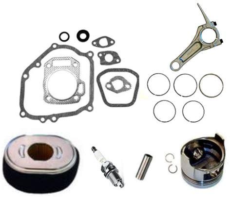 Gasket Packing Engine 168 55 Hp gx240 piston ring kits ae power