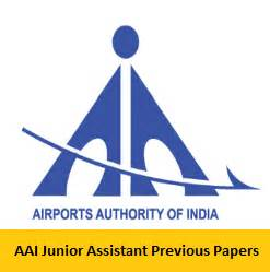 Airport Authority Of India Recruitment 2014 For Mba by Aai Junior Assistant Previous Papers Pdf Model