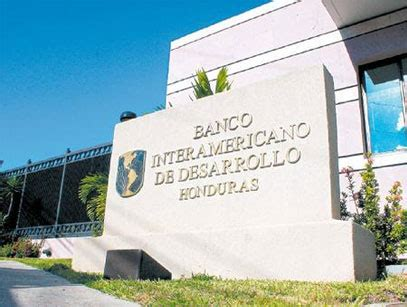 bid honduras el banco interamericano de desarrollo bid inyecta