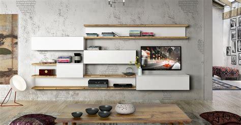 mobili soggiorno legno un soggiorno in legno e bianco arredamento