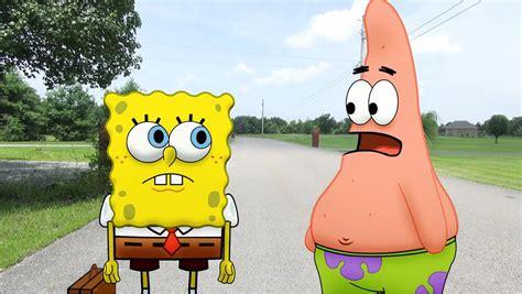 spongebob at spongebob in real episode 2