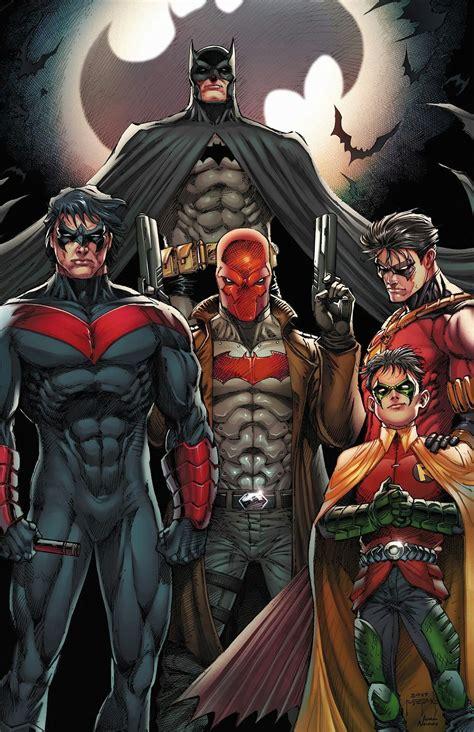 batmannightwingred hoodred robin robin comics dc