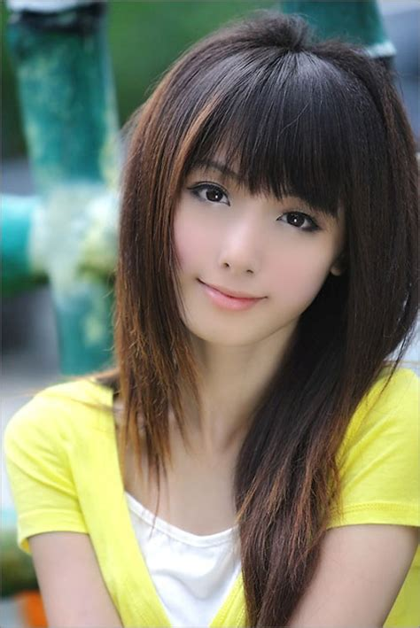 hairstyles asian girl 27 cute asian girl hairstyles creativefan