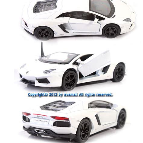 Kinsmart Lamborghini Adventator Lp 700 4 1 38 lamborghini aventador lp700 4 color white diecast kinsmart ebay