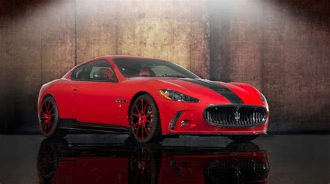 maserati red and black mansory maserati gran turismo s offers new extreme looks