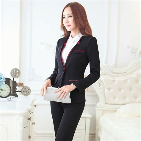 imagenes de trajes para la practica profesional women business suits formal office suits work pant and